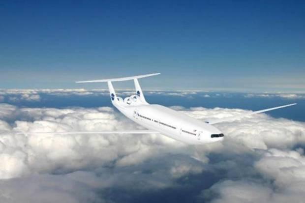 İşte geleceğin uçak tasarımları! - Page 2