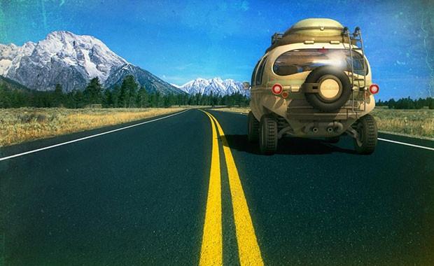 İşte geleceğin yolcu otobüsü - Page 1