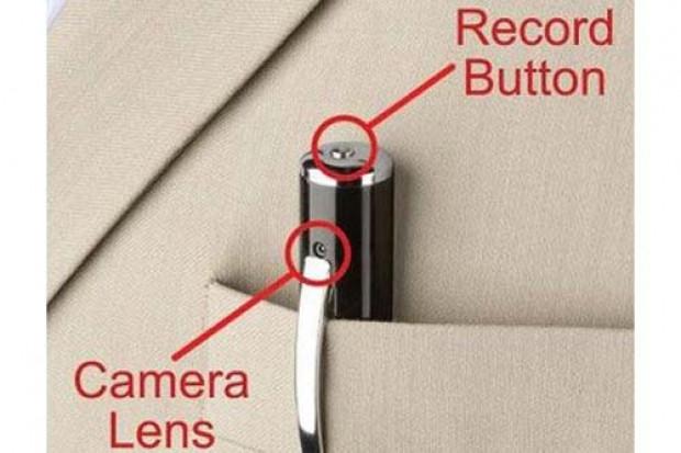 İşte gizli kamerayı saklayan eşyalar! - Page 2