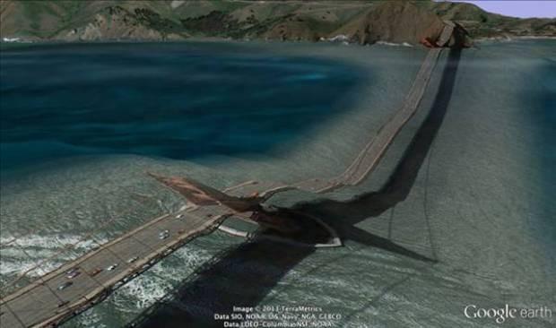 İşte Google Earth'daki dev hatalar - Page 4