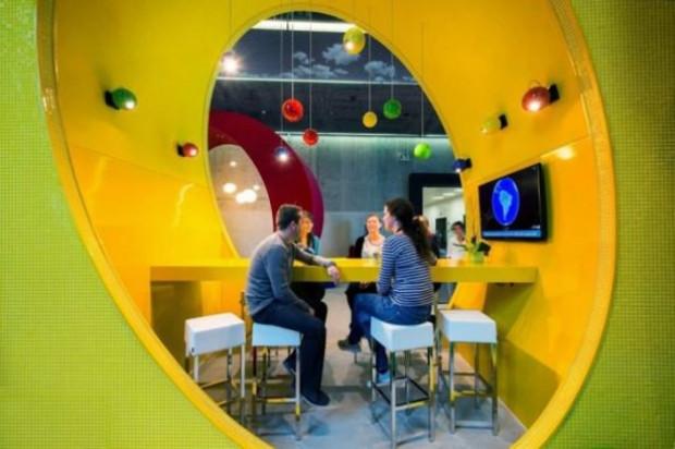 İşte Google'ın Dublin'deki ilginç ofisi - Page 1