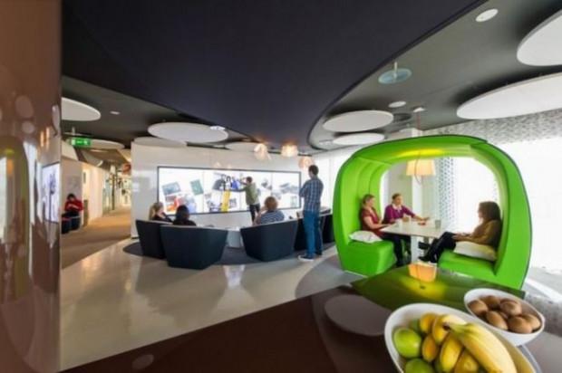 İşte Google'ın Dublin'deki ilginç ofisi - Page 2