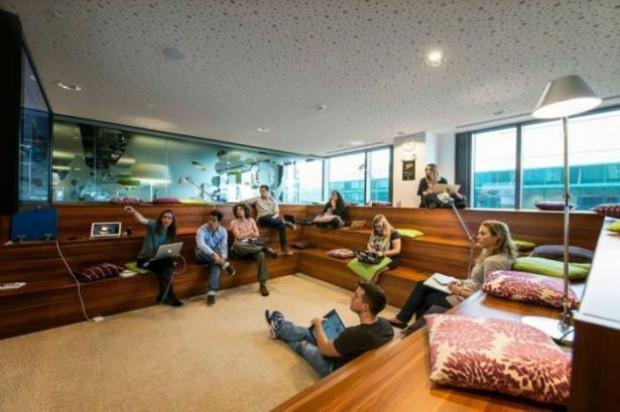 İşte Google'ın Dublin'deki ilginç ofisi - Page 4