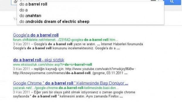İşte Google'ın gizli şifreleri ve sürprizleri - Page 3