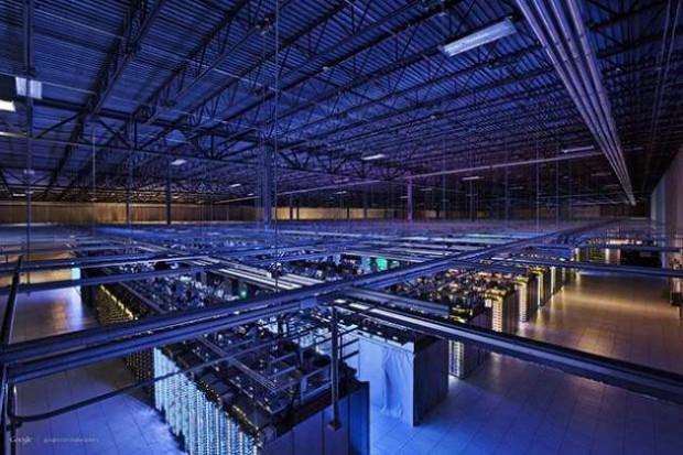 İşte Google'in sunucu merkezi! - Page 1
