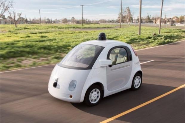 İşte Google'ın sürücüsüz otomobili - Page 1