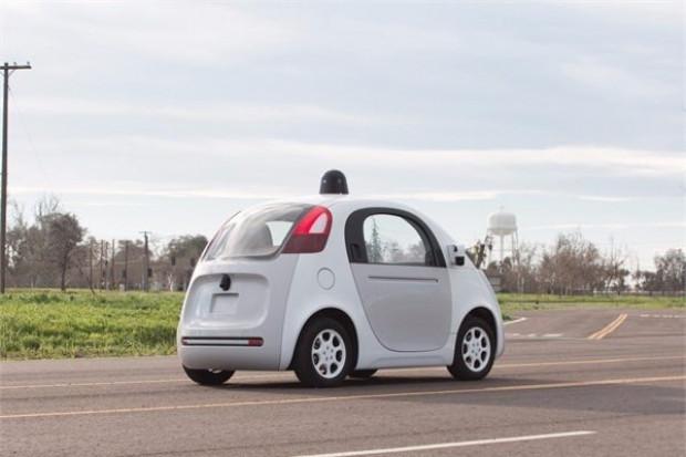 İşte Google'ın sürücüsüz otomobili - Page 2