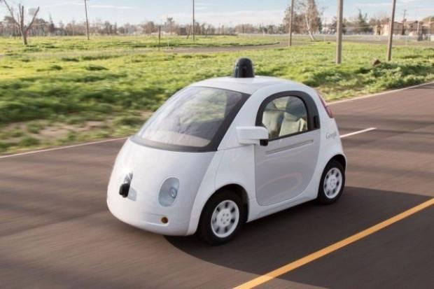 İşte Google'ın sürücüsüz otomobili - Page 4