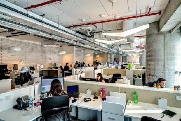 İşte Google'ın Tel Aviv ofisi - Page 4