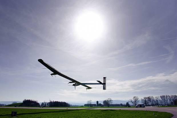 İşte Güneş enerjisiyle çalışan uçak! - Page 2