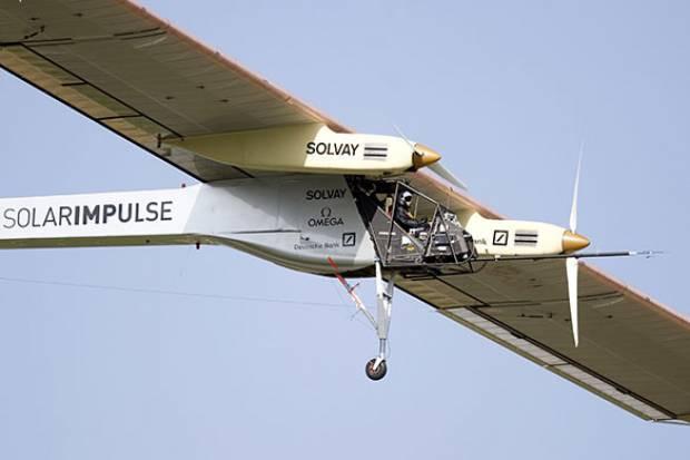 İşte Güneş enerjisiyle çalışan uçak! - Page 3