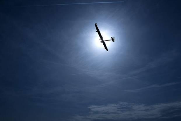 İşte Güneş enerjisiyle çalışan uçak! - Page 4