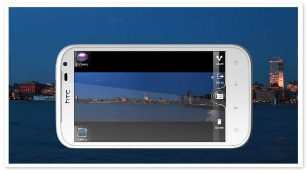 İşte HTC Sensation XL - Page 3