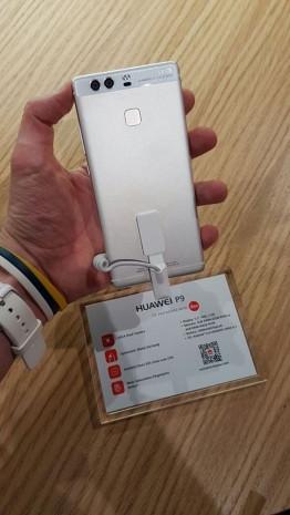 İşte Huawei P9 ve Huawei P9 Plus'ın ilk görüntüleri - Page 1
