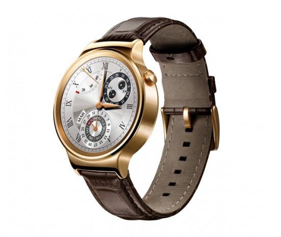 İşte Huawei Watch'ın özellikleri - Page 1