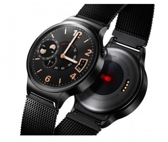 İşte Huawei Watch'ın özellikleri - Page 4