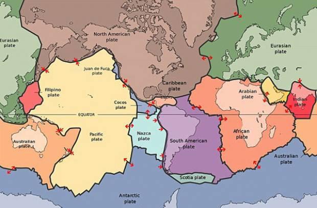İşte iki kıtanın ayrılışı! - Page 3