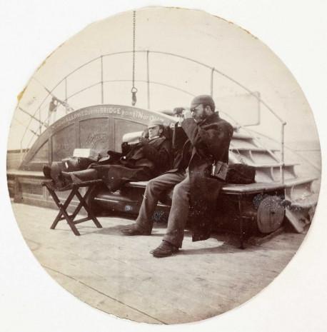 İşte ilk amatör fotoğrafçıların 1890'larda yakaladığı kareler! - Page 1