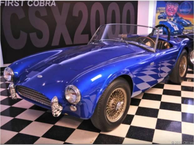 İşte ilk Cobra Carroll Shelby! - Page 1