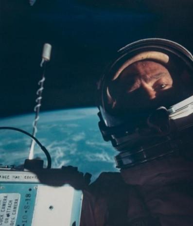 İşte ilk uzay selfiesi - Page 1