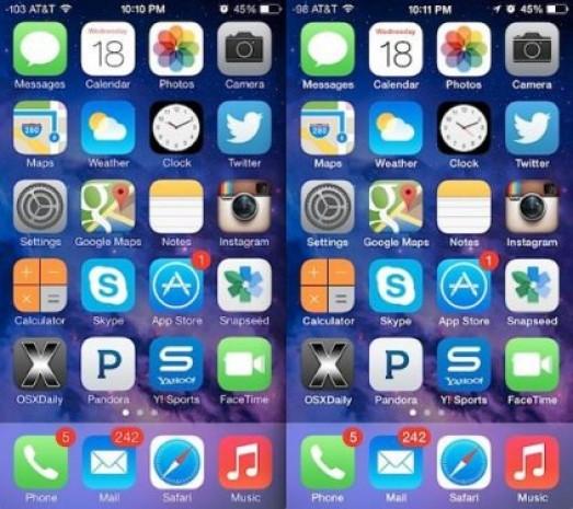 İşte iOS 7 ile gelen gizlenmiş yeni özellikler - Page 2