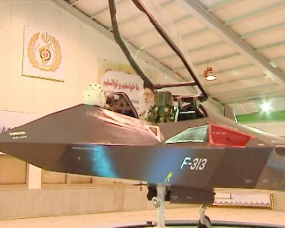 İşte İran'ın ürettiği yeni savaş uçağı, Amerika'yı korkutabilirmi? - Page 1