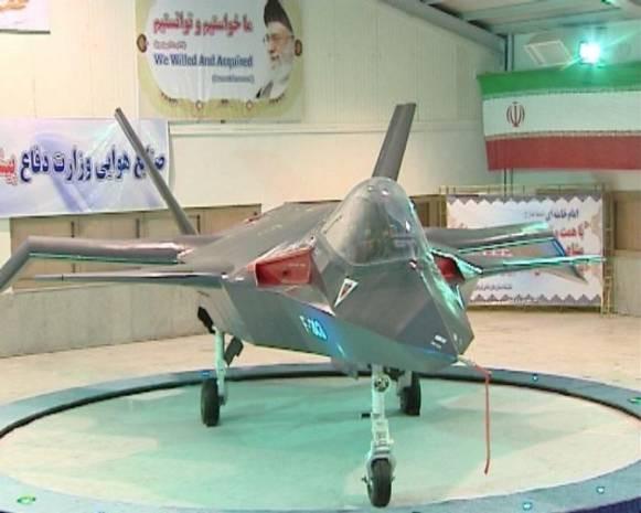 İşte İran'ın ürettiği yeni savaş uçağı, Amerika'yı korkutabilirmi? - Page 2