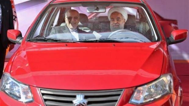 İşte İran'ın yeni yerli otomobili - Page 1