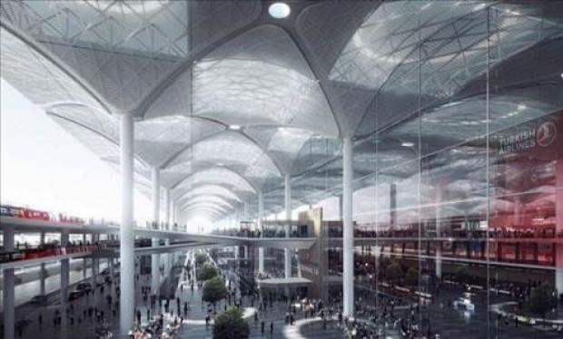 İşte İstanbul için 3. havalimanının ilk projesi! - Page 1