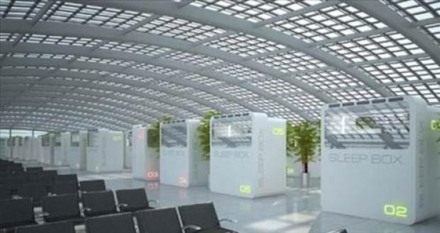 İşte İstanbul için 3. havalimanının ilk projesi! - Page 3