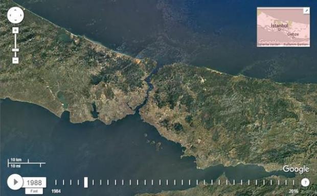 İşte İstanbul'un 32 yıllık büyük değişimi - Page 4