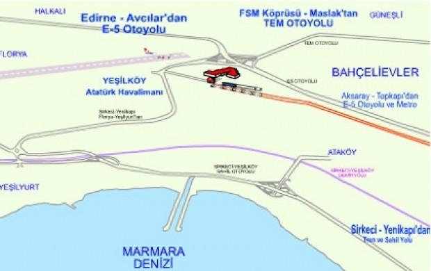 İşte İstanbul'un metro projeleri - Page 1