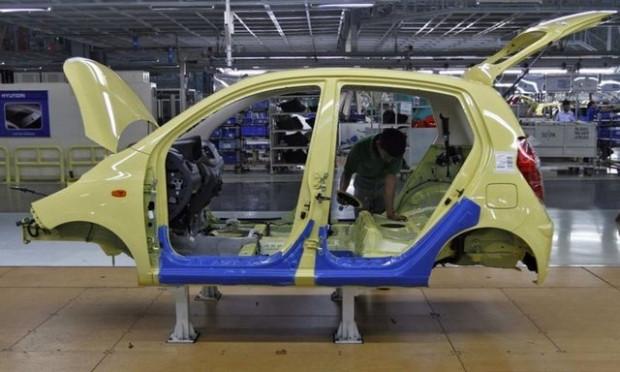 İşte İzmit'te üretilen Hyundai i10 - Page 1
