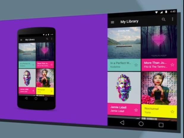 İşte karşınızda Android L'nin ilk ekran görüntüleri! - Page 1