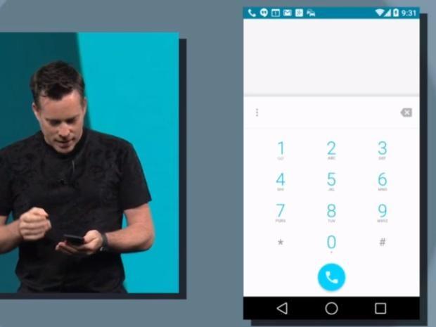 İşte karşınızda Android L'nin ilk ekran görüntüleri! - Page 2