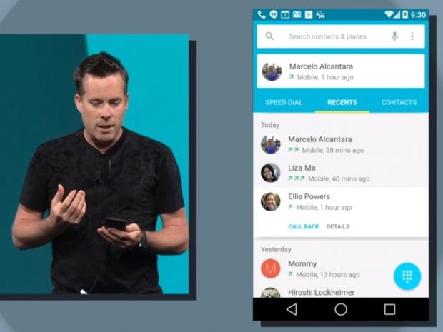 İşte karşınızda Android L'nin ilk ekran görüntüleri! - Page 3