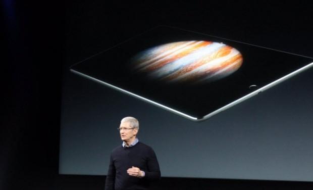İşte karşınızda iPhone SE, yeni iPad Pro ve iOS 9.3 - Page 1
