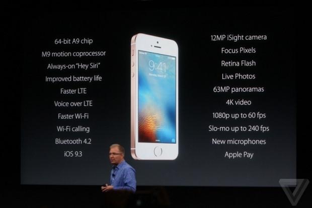 İşte karşınızda iPhone SE, yeni iPad Pro ve iOS 9.3 - Page 4
