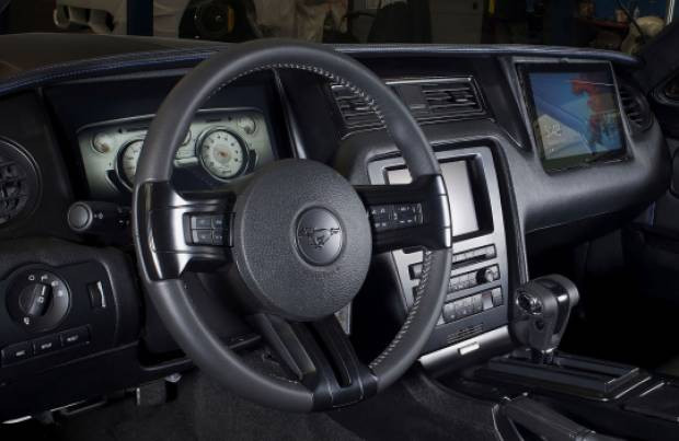 İşte karşınızda Windows 8 ve Kinect'li Ford Mustang! -GALERİ - Page 2