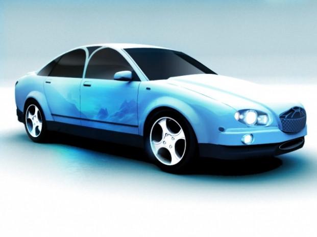 İşte Kazakistan'ın ilk otomobili Atilla! - Page 2