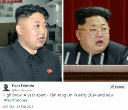 İşte Kim Jong-Un efsane caps'leri - Page 1
