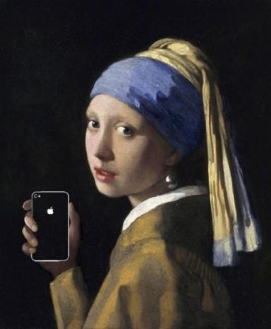 İşte klasik sanat eserlerinin teknolojiyle imtihanı - Page 4