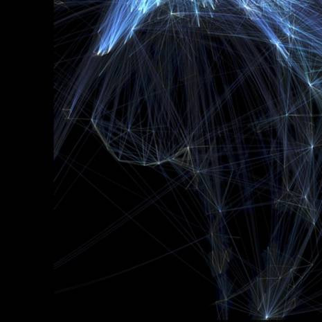 İşte küresel hava trafiği - Page 2