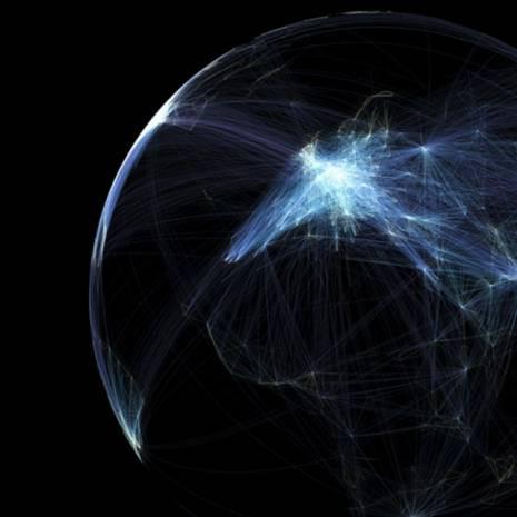 İşte küresel hava trafiği - Page 3