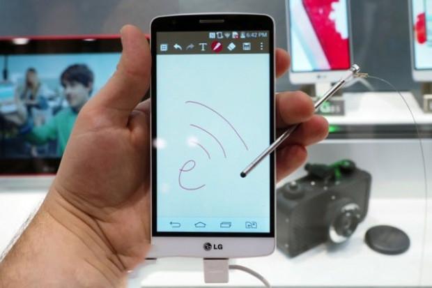 İşte LG G3 Stylus ve özellikleri - Page 2