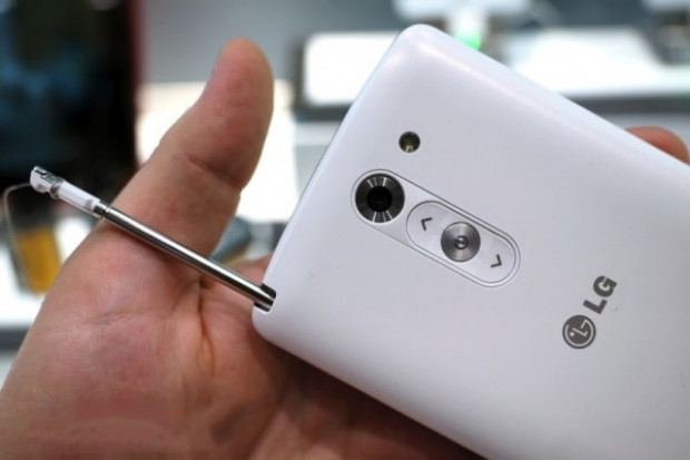 İşte LG G3 Stylus ve özellikleri - Page 4