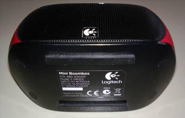 İşte Logitech Mini Boombox - Page 2