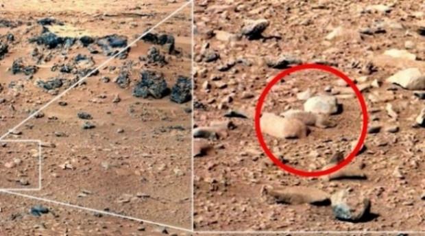 İşte Mars'tan kafanızı karıştıracak kareler - Page 2
