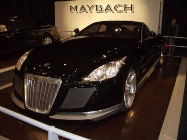 İşte Maybach Exelero 2012! - Page 1