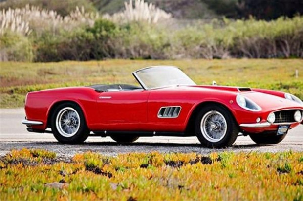 İşte milyon dolarlık antika otomobiller! - Page 2